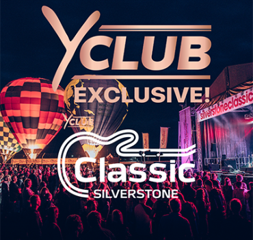 SILVERSTONE CLASSIC: WE ARE GIVING AWAY 50 PAIRS OF TICKETS