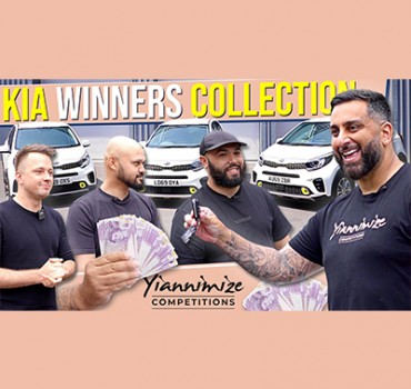 Video: Gave Away 3 Cars but ONE had Surprise Cash in the Boot!