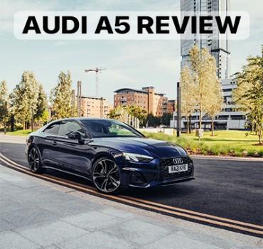 Video Review: Audi A5 S Line