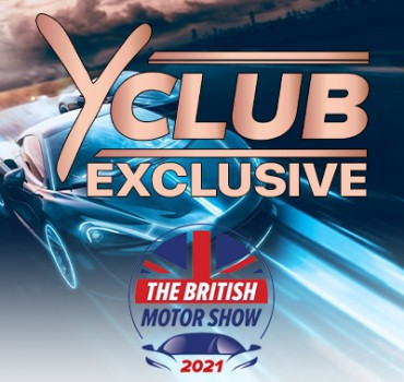 Y-Club Exclusive - We are giving away 50 family tickets to the British Motor Show!