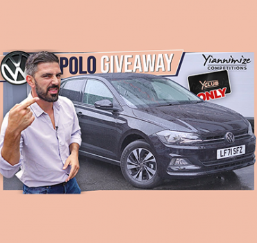 Video: We're Giving Away A VW Polo