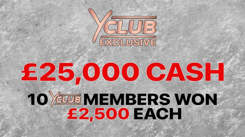 10 Y-Club Members