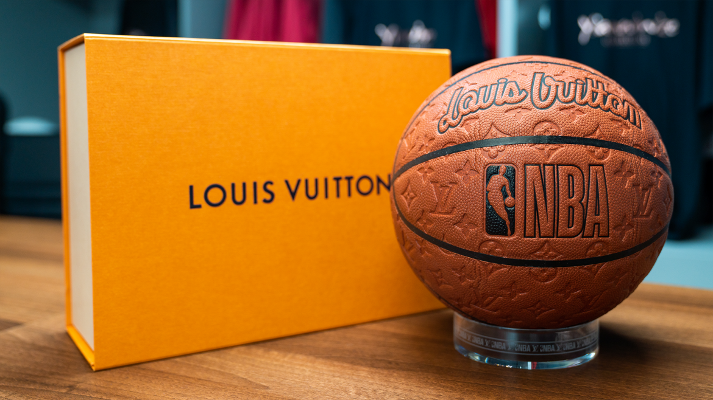 Louis Vuitton x NBA Basketball