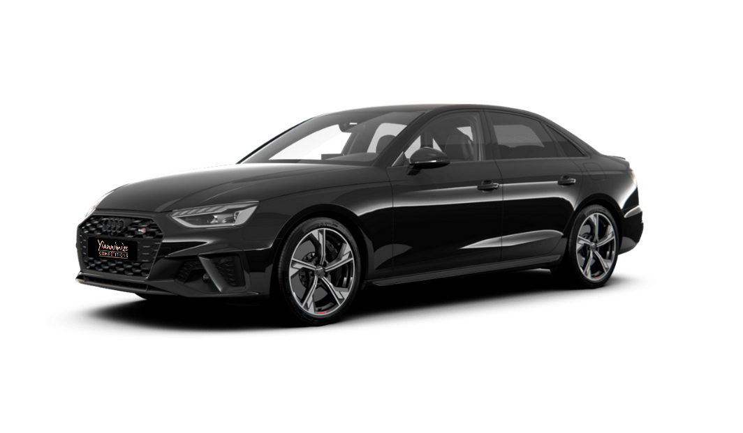 Audi S4 Black Edition