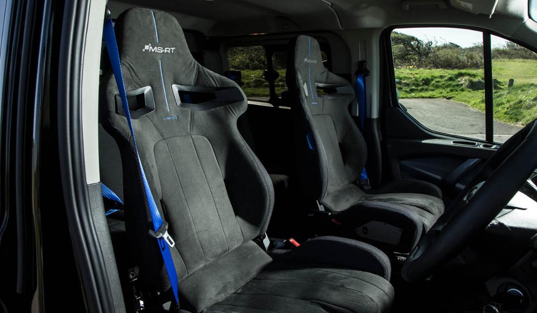 Ford MS-RT Transit Van Custom