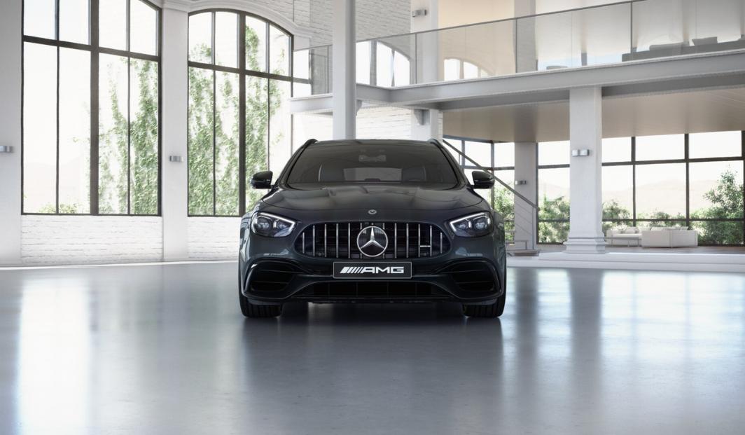 Mercedes E63s AMG Estate