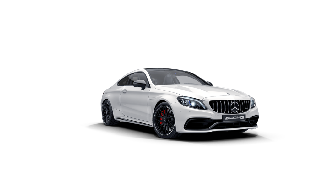 Mercedes C63s Coupe Night Edition