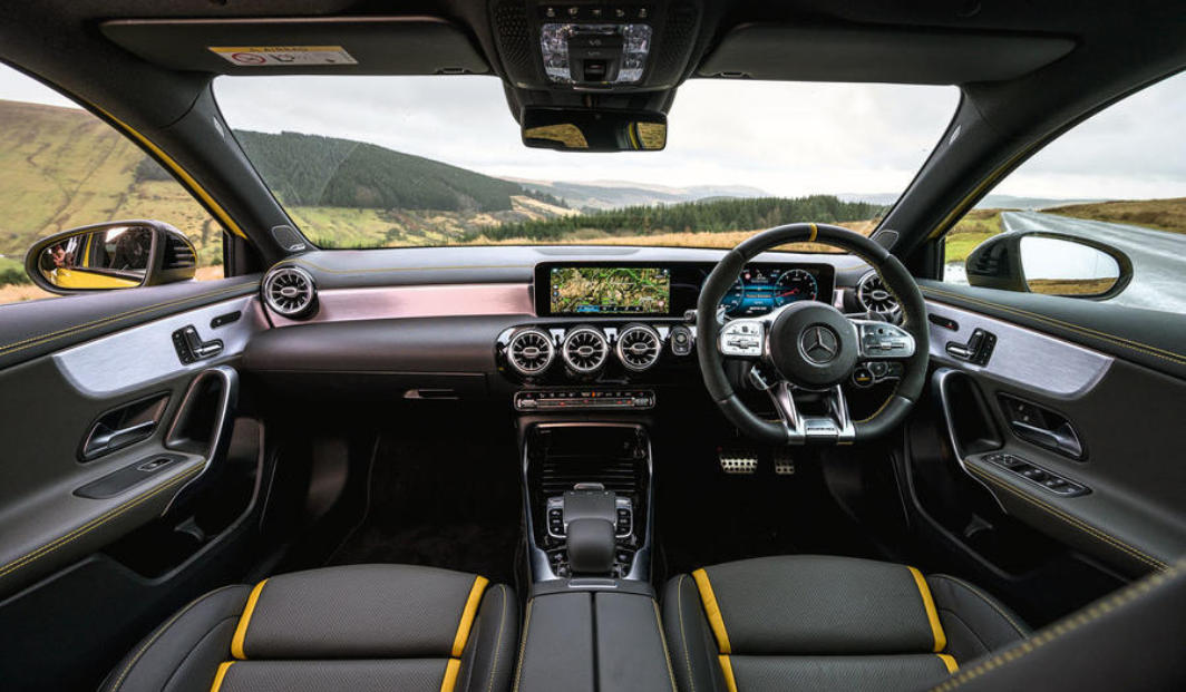 Mercedes A45s AMG