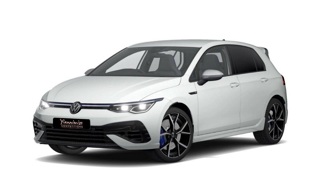 Volkswagen Golf R + R Performance