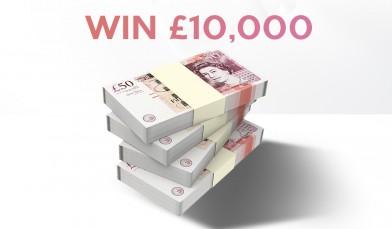£10,000 Cash