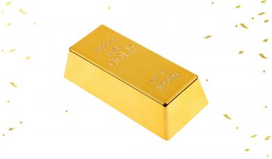 1KG Gold Bullion Bar