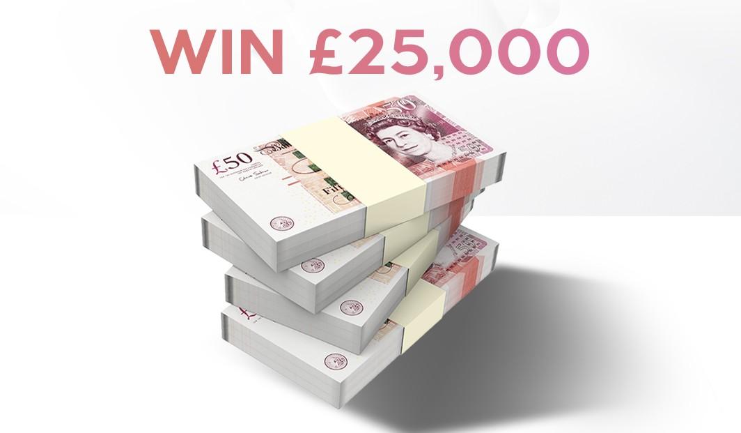 £25,000 Cash