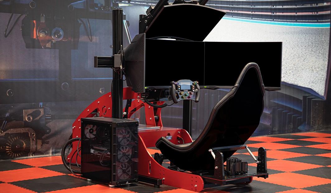 Pro Sim F1 Style
