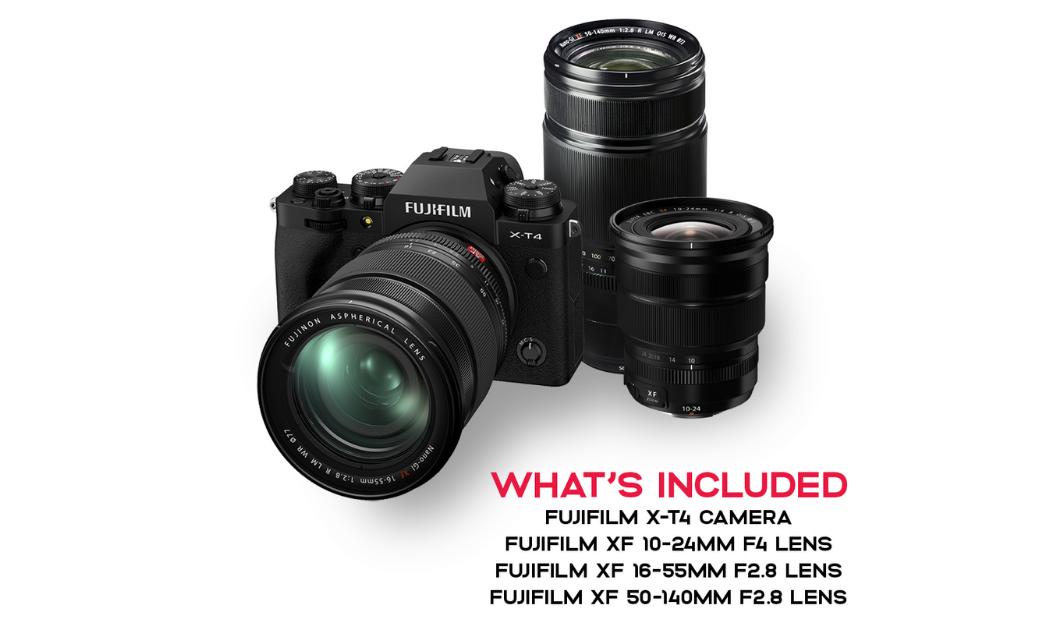 Fujifilm Camera Package
