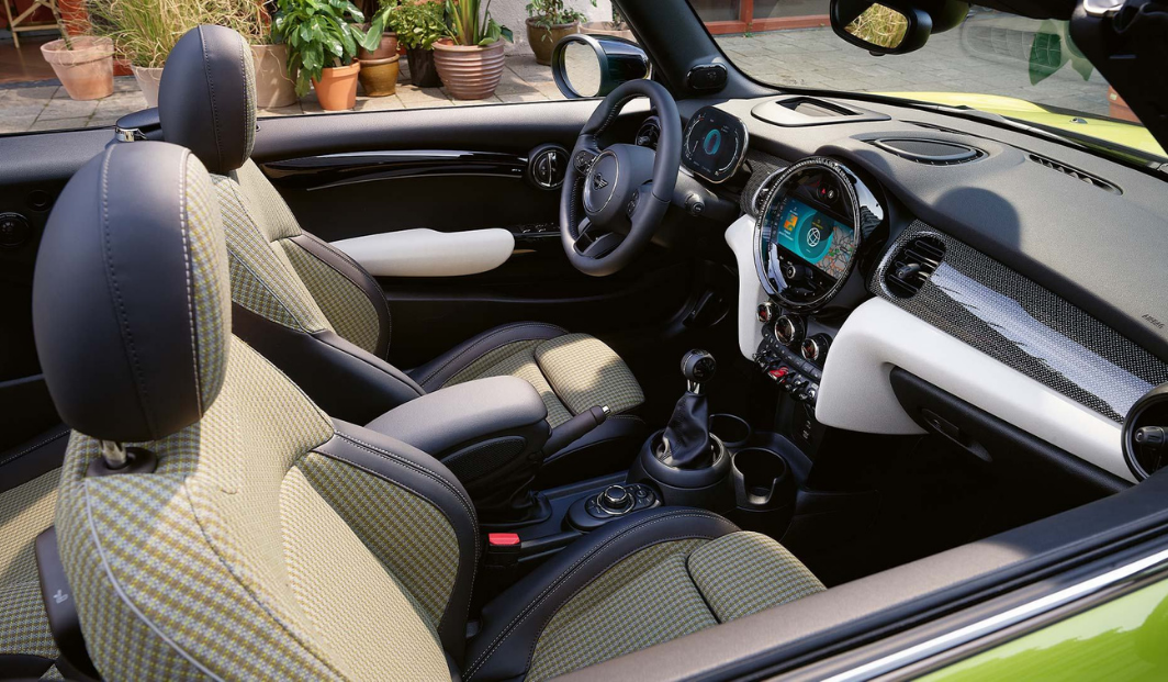 Mini Cooper S Exclusive Convertible