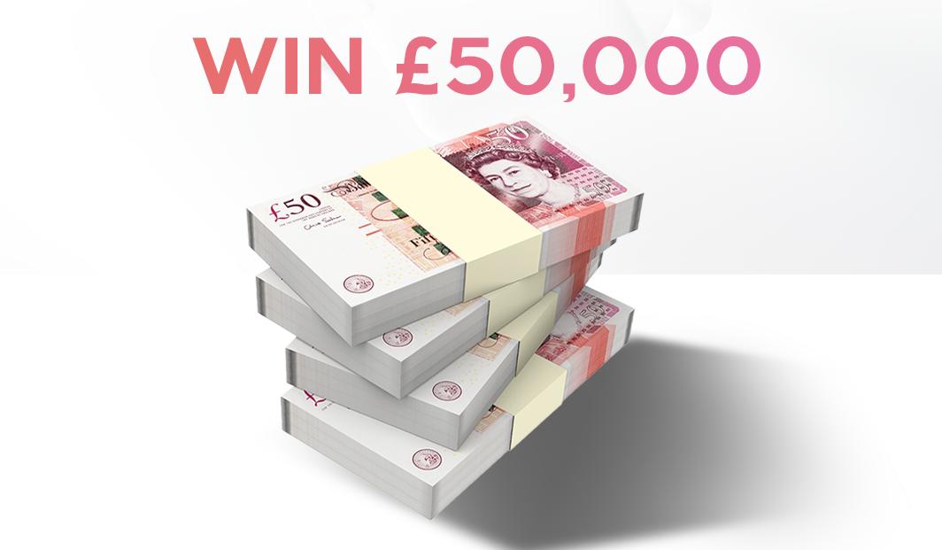 £50,000 Cash